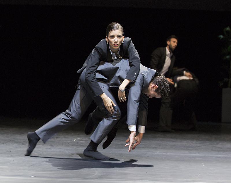 Photographer: Gert Weigelt (© gert-weigelt.de), dancers : Bruno Narnhammer, Irene Vaqueiro